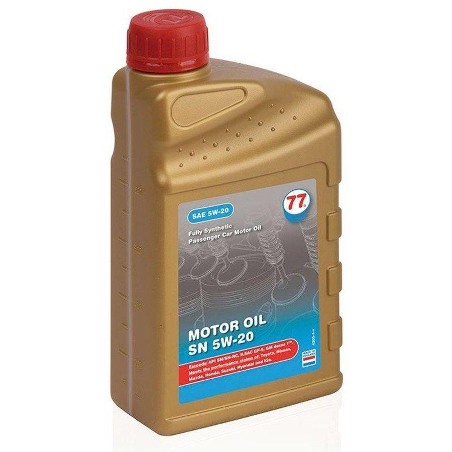 Motorolie SN 5W-20, 1 lt
