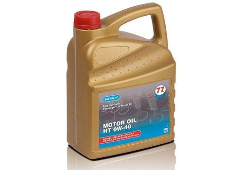 77 Lubricants Motorolie HT 0W-40, 5 lt