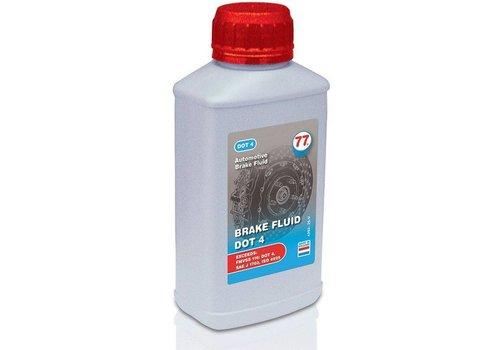 77 Lubricants DOT 4 - Remvloeistof, 250 ml