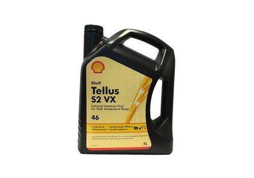 Shell Tellus S2 VX 46 - Hydrauliekolie, 5 lt