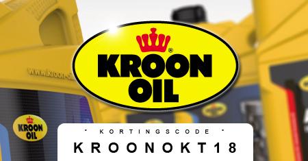 Kroon motorolie voor personenwagens.