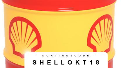 Shell motorolie voor personenwagens