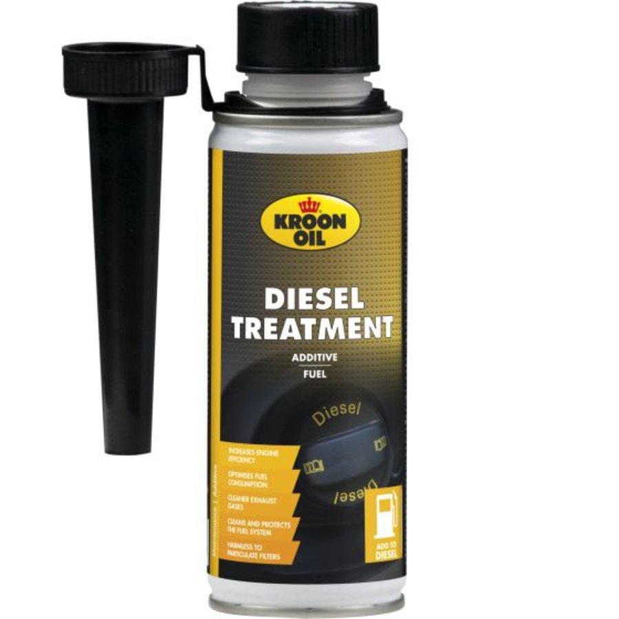 Diesel Treatment - Additief, 250 ml
