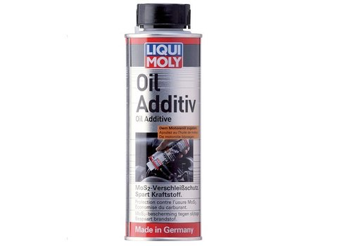 Liqui Moly Oil Additive, 200 ml