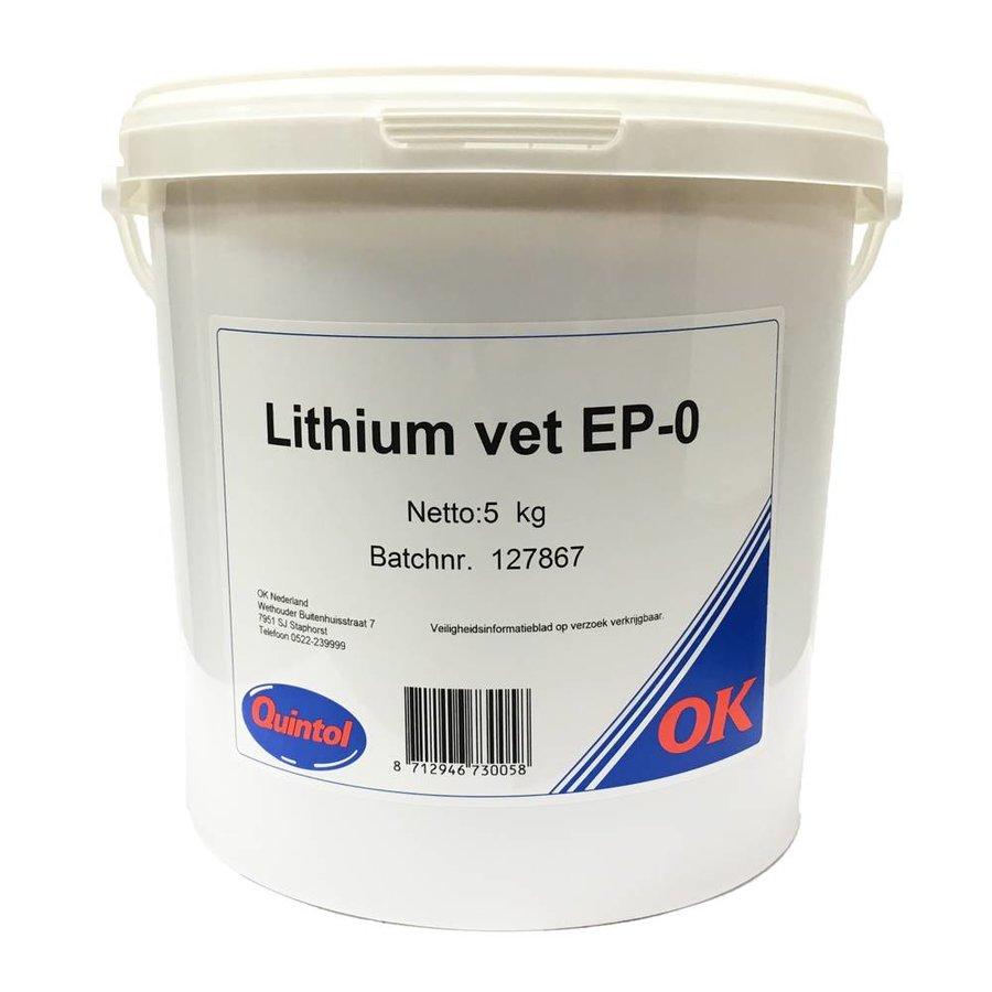 Lithiumvet EP 0, 5 kg