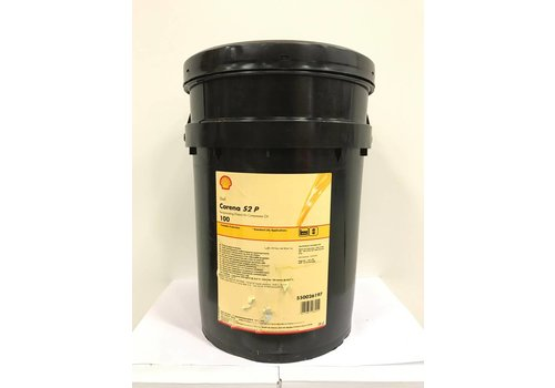 Shell Corena S2 P 100 - Compressorolie, 20 lt (OUTLET)