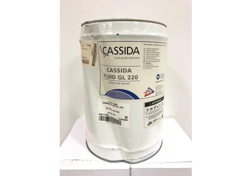 Fuchs Cassida Fluid GL 220, 22 lt (OUTLET)