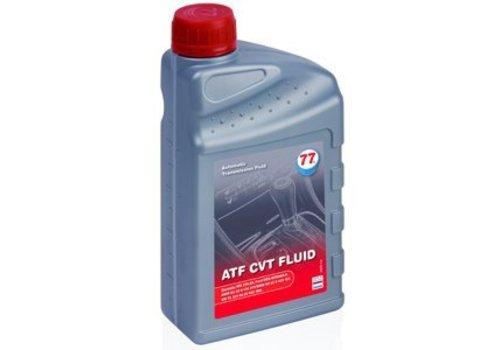77 Lubricants ATF CVT Fluid - Transmissieolie, 1 lt (OUTLET)