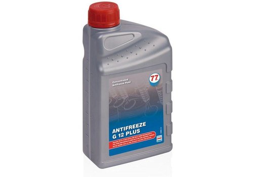 77 Lubricants Antivries G 12 Plus, 1 lt (OUTLET)