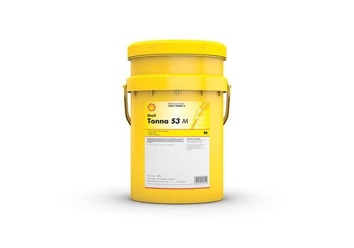 Shell Tonna S3 M 68 - Leibaanolie, 20 lt