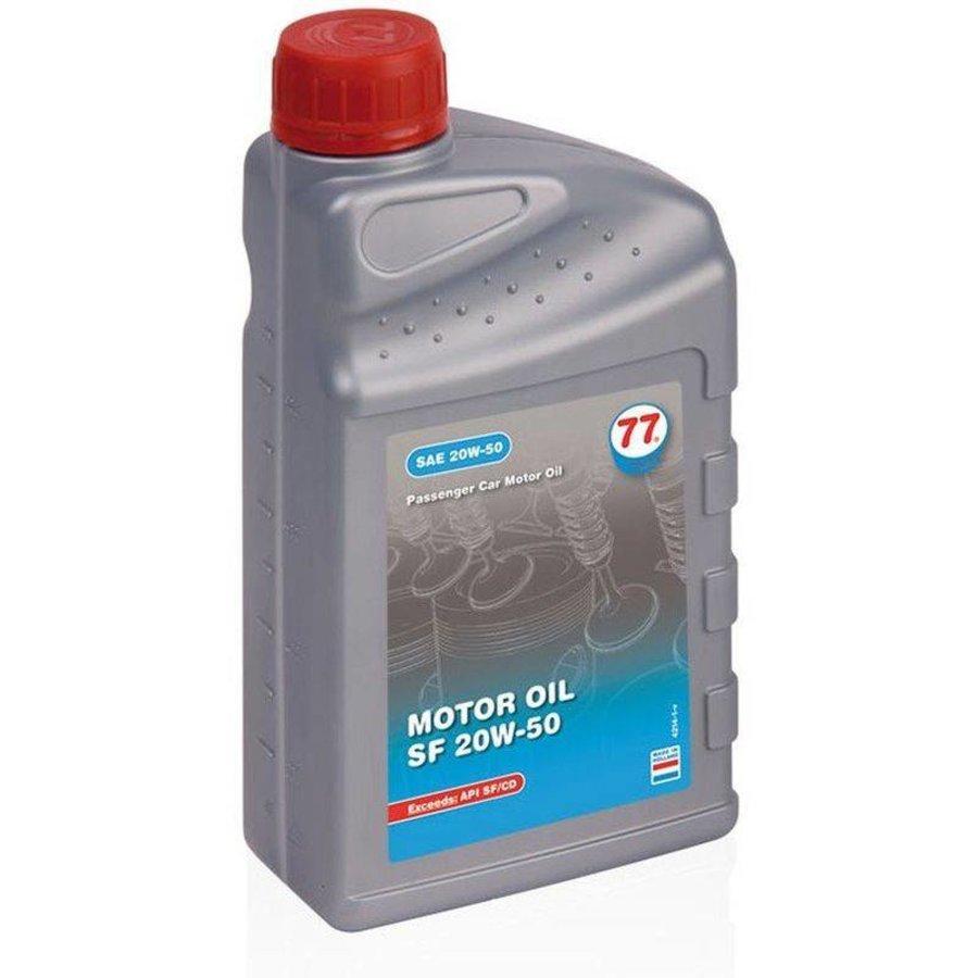 Motorolie SF 20W-50, 1 lt (OUTLET)