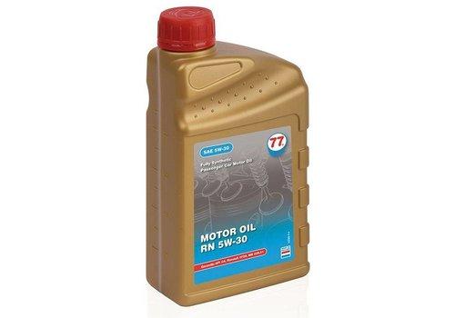 77 Lubricants Motorolie RN 5W-30, 1 lt (OUTLET)