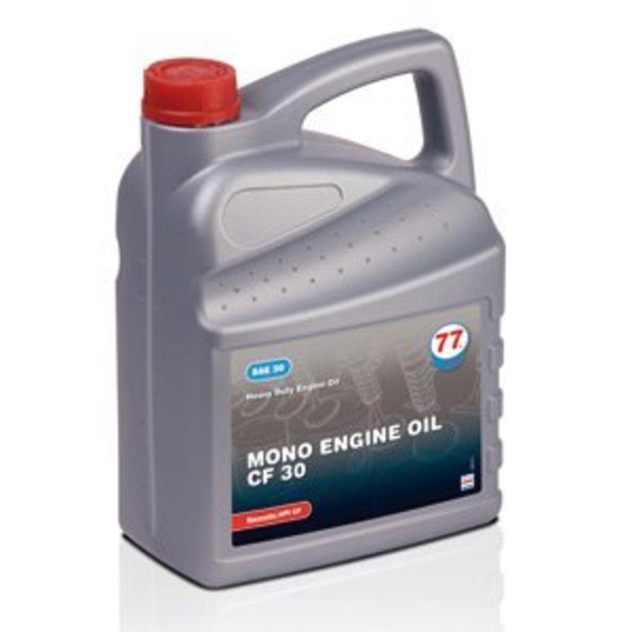 Mono Engine Oil CF 30, 5 lt (OUTLET)