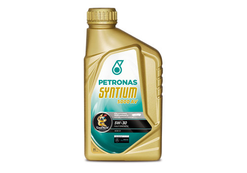 Petronas Syntium 5000 AV 5W-30, 1 lt