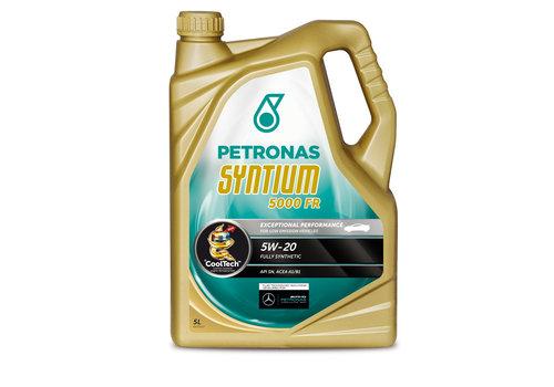Petronas Syntium 5000 FR 5W-20, 5 lt