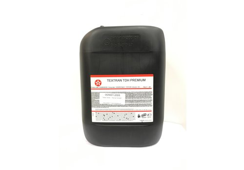 Texaco Textran TDH Premium, 20 lt (OUTLET)