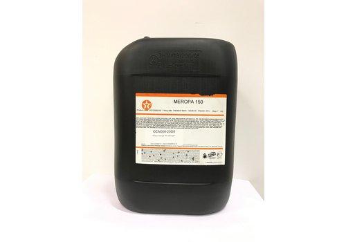 Texaco Meropa 150, 20 lt (OUTLET)