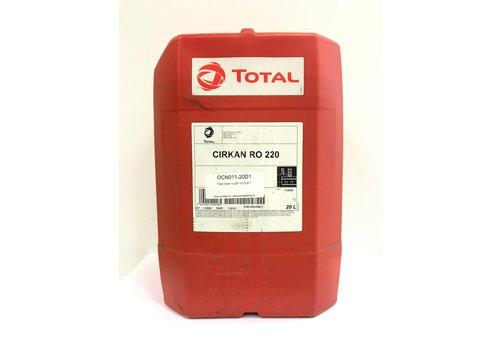Total Cirkan RO 220, 20 lt (OUTLET)