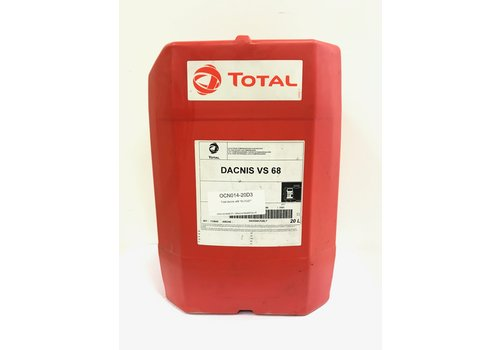 Total Dacnis VS 68, 20 lt (OUTLET)