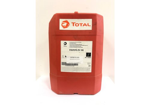 Total Equivis ZS 100, 20 lt (OUTLET)