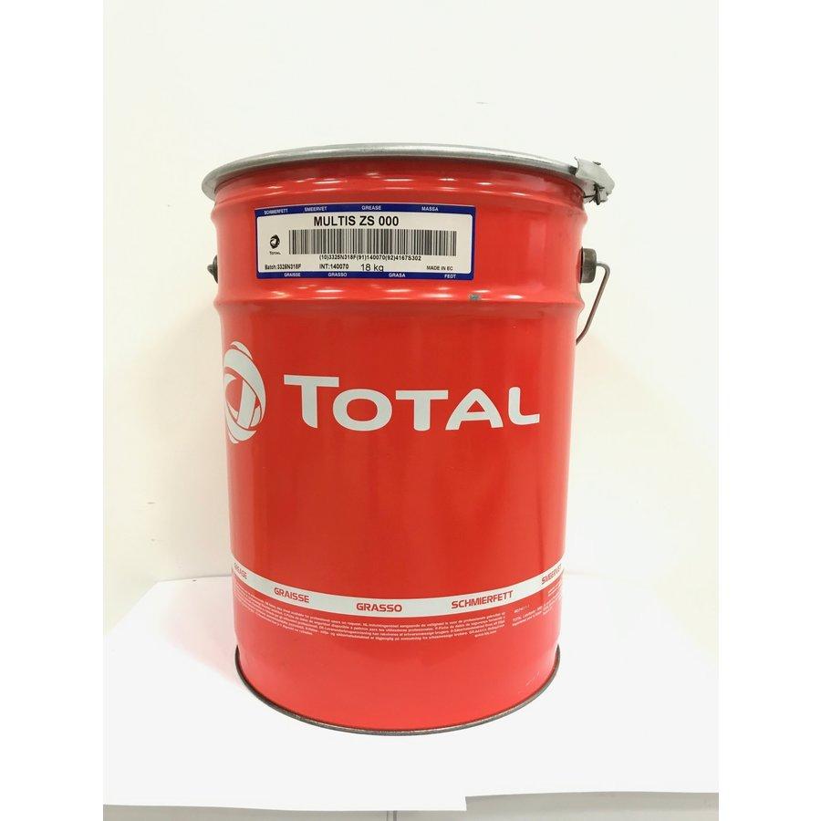Multis ZS 000, 18 kg (OUTLET)