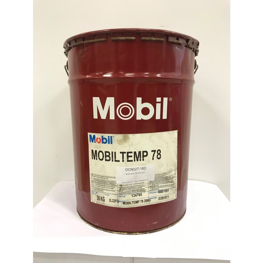 Mobiltemp 78, 18 kg (OUTLET)