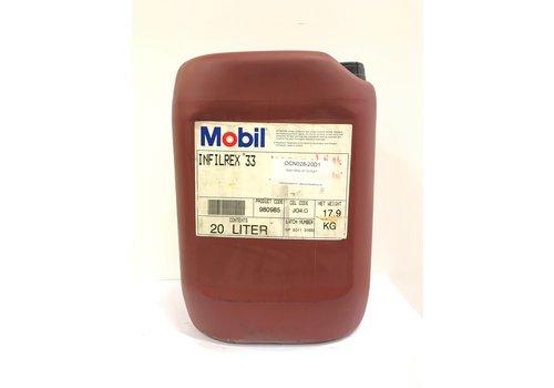 Mobil Infilrex 33, 20 lt (OUTLET)
