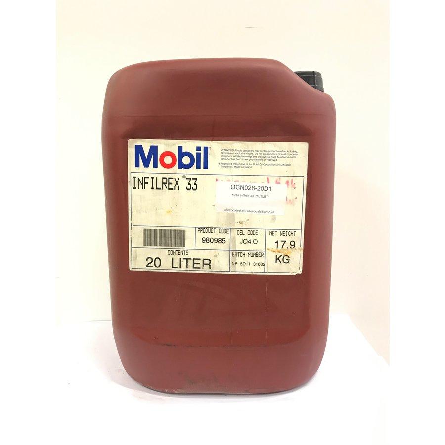 Infilrex 33, 20 lt (OUTLET)