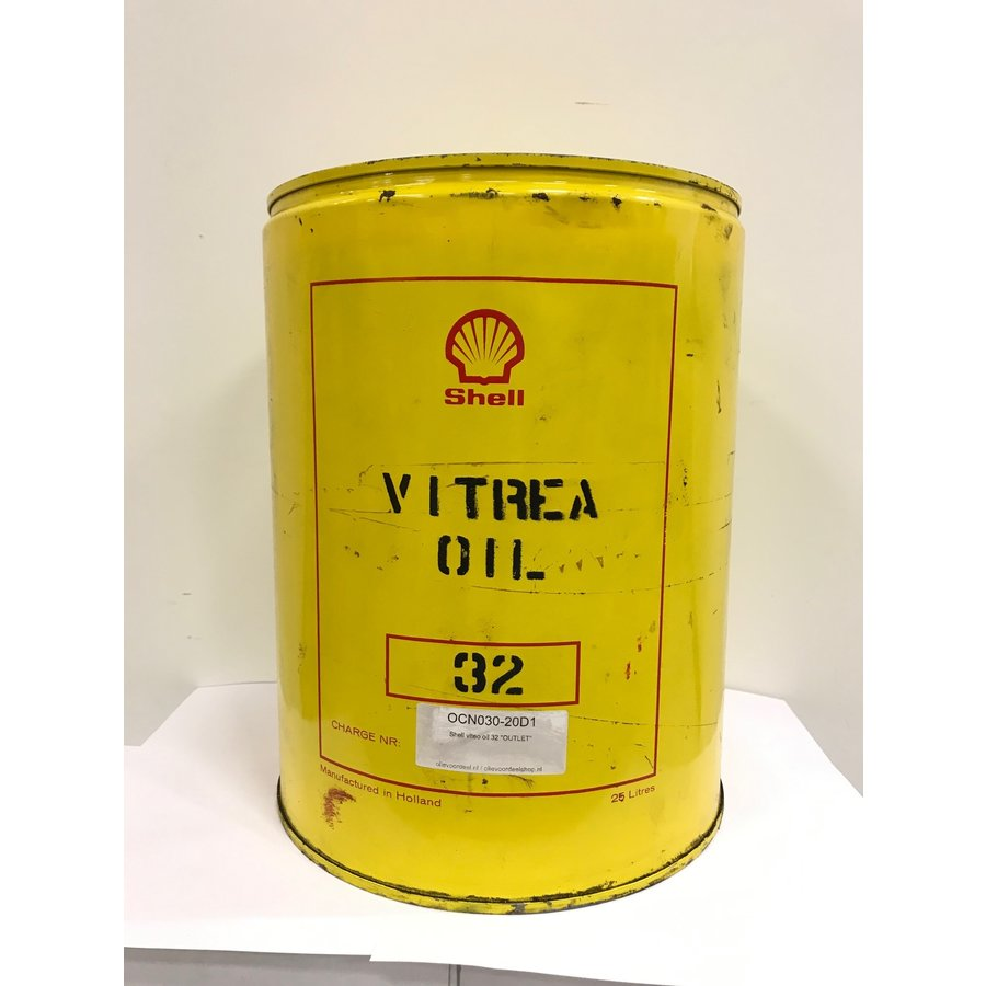 Vitrea Oil, 20 lt (OUTLET)