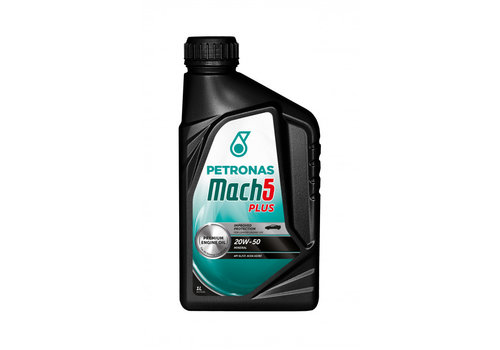 Petronas Mach 5 20W-50, 1 lt