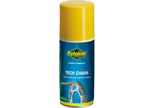 Putoline Tech Chain - Kettingsmeermiddel, 100 ml