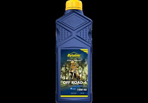 Putoline Off Road 4 10W-40 - Motorfietsolie, 1 lt