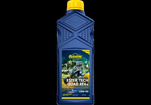 Putoline Ester Tech Quad RF4+ 10W-40 - Quad olie, 1 lt