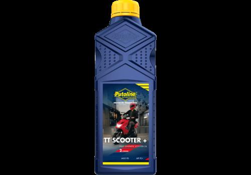 Putoline TT Scooter + - Scooterolie, 1 lt