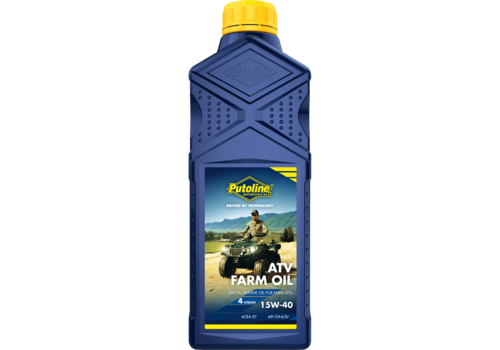 Putoline ATV Farm Oil 15W-40, 1 lt