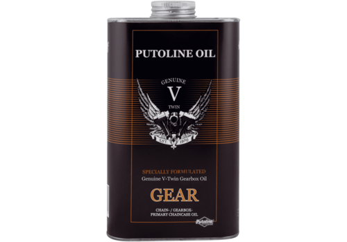 Putoline Genuine V-Twin Gear - Transmissie olie, 1 lt