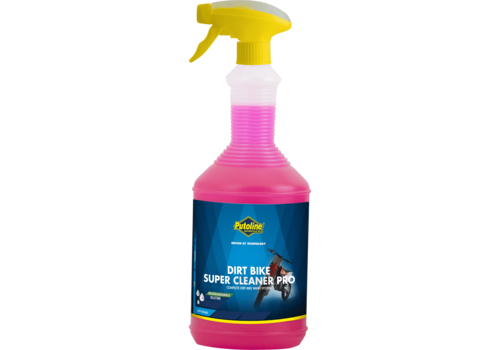 Putoline Dirt Bike Super Cleaner Pro - Reiniger, 1 lt