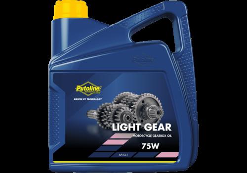 Putoline Light Gear 75W - Transmissieolie, 4 lt