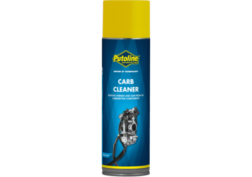 Putoline Carb Cleaner - Reiniger, 500 ml