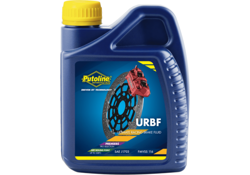 Putoline Ultimate Racing Brake Fluid - Remvloeistof, 500 ml