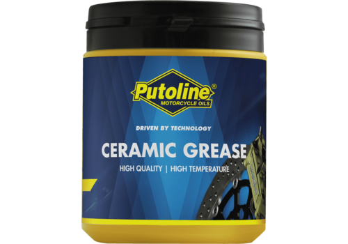 Putoline Ceramic Grease - Montagepasta, 600 gr