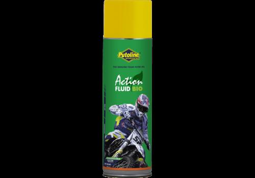 Putoline Action Fluid Bio - Schuimluchtfilterolie, 600 ml
