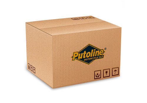 Putoline TT Trial Pro Scented - 2-Takt motorfietsolie, 12 x 1 lt