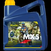 MX 5 - Motorfietsolie, 4 x 4 lt