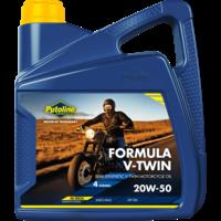 Formula V-Twin 20W-50 - Motorfietsolie, 4 x 4 lt