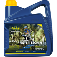 Ester Tech Off Road 4+ 10W-50 - Competitie motorolie, 4 x 4 lt