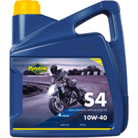 S4 10W-40 - 4-Takt motorolie, 4 x 4 lt