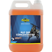 Put Off Concentrated - Reiniger, 4 x 5 lt