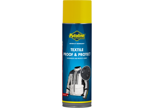 Putoline Textile Proof & Protect - Onderhoud, 500 ml