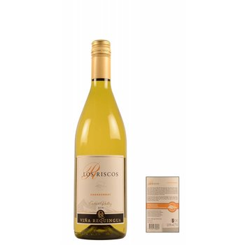 Viña Requingua 2016 Los Riscos Chardonnay (Screwcap)